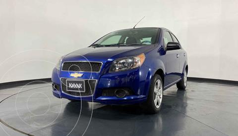 Chevrolet Aveo LTZ Aut (Nuevo) usado (2016) color Azul precio $137,999