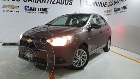 Chevrolet Aveo LT usado (2020) color Terra precio $204,999