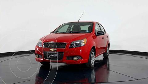 Chevrolet Aveo LT Bolsas de Aire y ABS (Nuevo) usado (2015) color Rojo precio $114,999