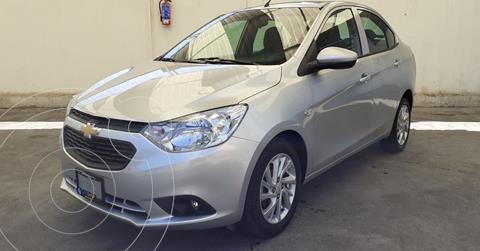 foto Chevrolet Aveo LT Aut usado (2019) color Plata Dorado precio $154,900