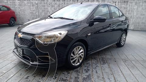 Chevrolet Aveo LT  usado (2019) color Negro precio $172,000