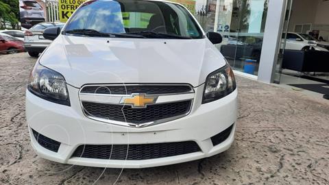 Chevrolet Aveo LS Aa usado (2018) color Blanco precio $152,900