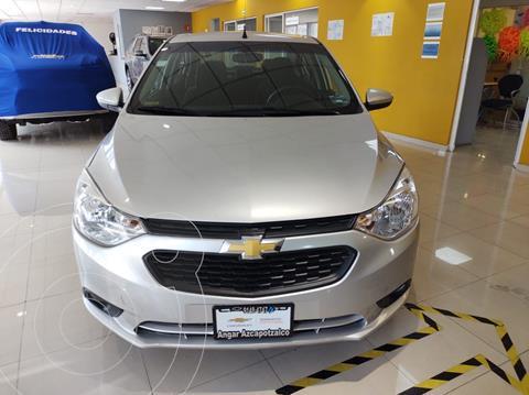 Chevrolet Aveo LT Aut usado (2020) color Plata Dorado precio $216,900