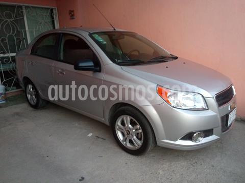 Chevrolet Aveo LTZ usado (2014) color Plata Brillante precio $100,000
