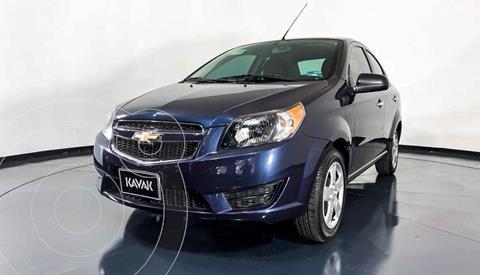 Chevrolet Aveo LS Aa usado (2019) color Azul precio $157,999