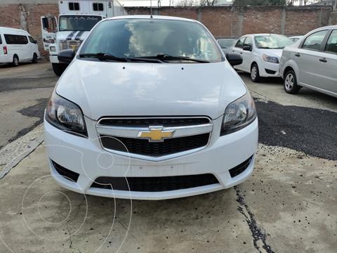 Chevrolet Aveo LS Aa usado (2018) color Blanco precio $148,900