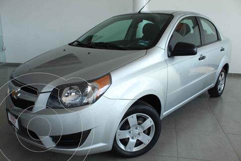 Chevrolet Aveo LS (Nuevo) usado (2017) color Plata precio $138,000