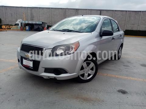 Chevrolet Aveo LS Aut usado (2014) color Plata Brillante precio $114,900