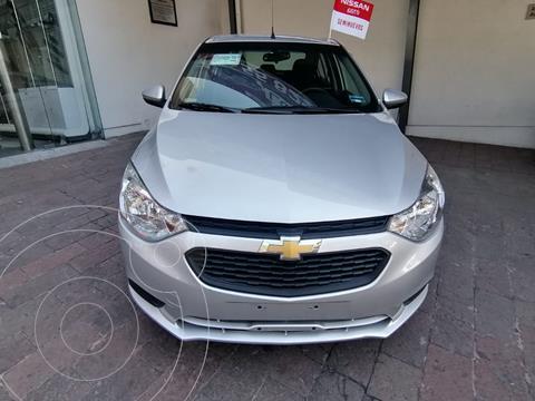 Chevrolet Aveo LS (Nuevo) usado (2020) color Plata precio $199,000