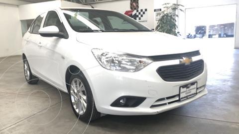 Chevrolet Aveo LT Aut usado (2020) color Blanco precio $185,000
