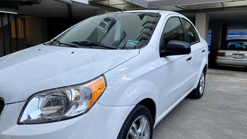 Chevrolet Aveo LTZ Aut usado (2017) color Blanco precio $138,000