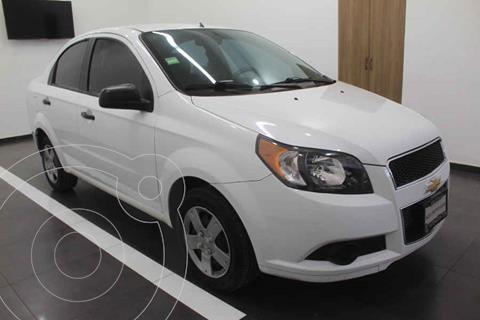 Chevrolet Aveo LS Aut usado (2015) color Blanco precio $114,000