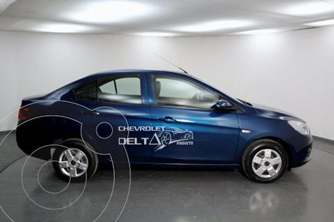 Chevrolet Aveo LT Aut usado (2020) color Azul precio $186,000