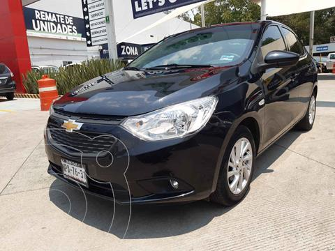 Chevrolet Aveo Paq D usado (2020) color Negro precio $210,000