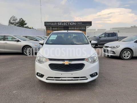 Chevrolet Aveo 4P LT L4/1.5 AUT usado (2019) color Blanco precio $180,000