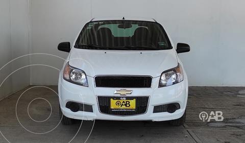 Chevrolet Aveo LS Aa usado (2016) color Blanco precio $120,000