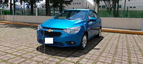 Chevrolet Aveo LT Bolsas de Aire y ABS (Nuevo) usado (2018) color Azul Metalico precio $159,000