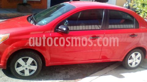 Chevrolet Aveo LS Aut usado (2013) color Rojo precio $70,000