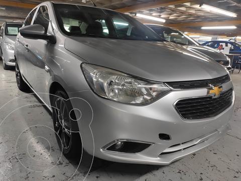 Chevrolet Aveo Paq E usado (2019) color Plata precio $192,000