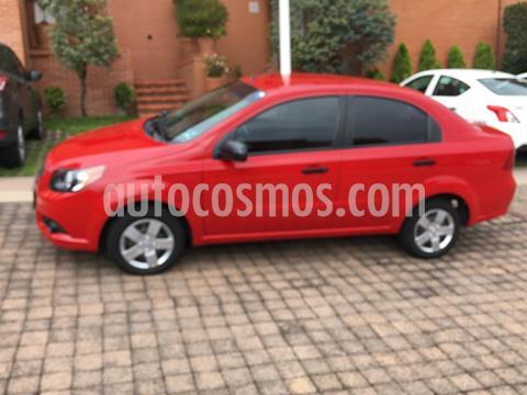 Chevrolet Aveo LS Aut usado (2013) color Rojo Victoria precio $101,000