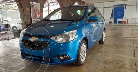 Chevrolet Aveo LT Aut usado (2018) color Azul precio $143,900