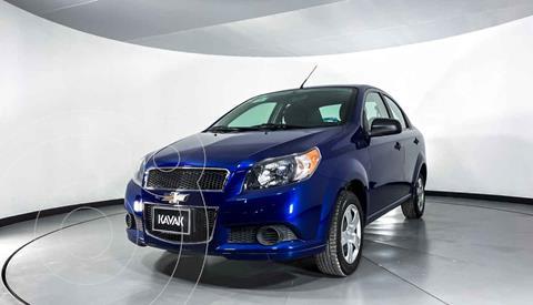 Chevrolet Aveo LTZ Aut (Nuevo) usado (2016) color Azul precio $142,999