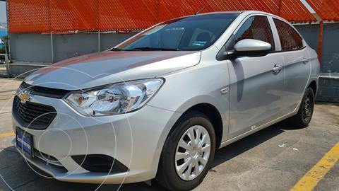 Chevrolet Aveo LS Aa Radio y Bolsas de Aire (Nuevo) usado (2018) color Plata Brillante precio $189,000