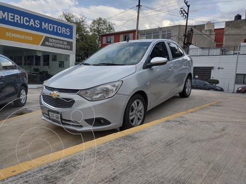 Chevrolet Aveo LTZ (Nuevo) usado (2018) color Plata Brillante precio $167,000