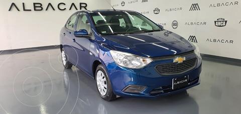 Chevrolet Aveo LS usado (2020) color Azul Marino precio $194,900