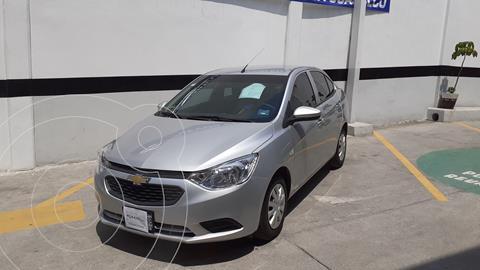 Chevrolet Aveo LS usado (2020) color Plata Dorado precio $196,000