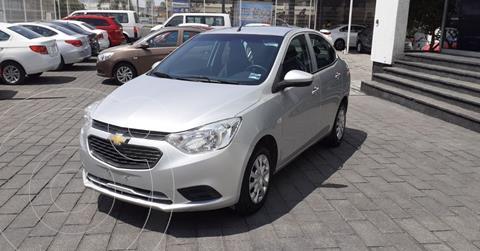Chevrolet Aveo LS usado (2020) color Plata Dorado precio $169,900