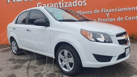 Chevrolet Aveo LT Aut usado (2017) color Blanco precio $159,900