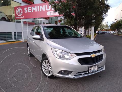 Chevrolet Aveo LT usado (2020) color Plata Brillante precio $208,000