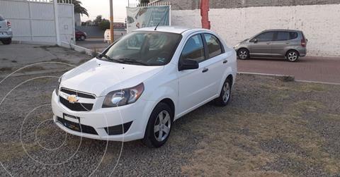 Chevrolet Aveo LS Aa usado (2018) color Blanco precio $133,900
