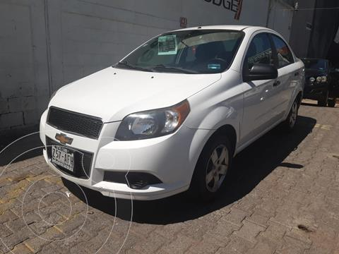 Chevrolet Aveo LS Aut (Nuevo) usado (2016) color Blanco precio $110,000