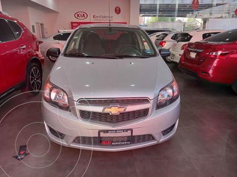 Chevrolet Aveo LT (Nuevo) usado (2018) color Plata precio $149,000