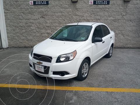 Chevrolet Aveo LS Aut usado (2016) color Blanco precio $125,000