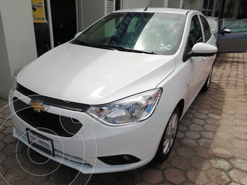 foto Chevrolet Aveo Paq D usado (2020) color Blanco precio $225,000