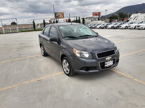 Chevrolet Aveo LT (Nuevo) usado (2015) color Gris Oscuro precio $123,900