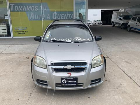 Chevrolet Aveo LS usado (2009) color Plata Dorado precio $95,000