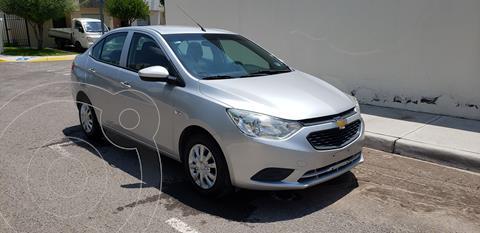 Chevrolet Aveo LS Aa Radio y Bolsas de Aire (Nuevo) usado (2018) color Plata Brillante precio $155,500