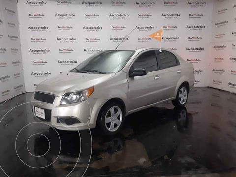Chevrolet Aveo LT Aut usado (2016) color Beige precio $134,990