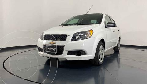 Chevrolet Aveo LTZ Aut (Nuevo) usado (2016) color Blanco precio $132,999