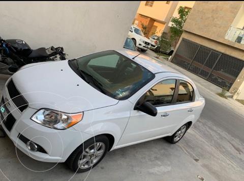 Chevrolet Aveo LTZ usado (2016) color Blanco precio $138,999