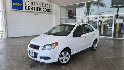 Chevrolet Aveo LT (Nuevo) usado (2017) color Blanco precio $140,000