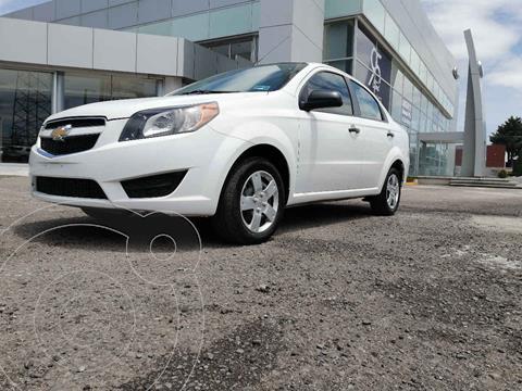 Chevrolet Aveo LS Aa Radio y Bolsas de Aire (Nuevo) usado (2017) color Blanco precio $139,000