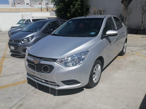 Chevrolet Aveo LS usado (2020) color Plata Dorado precio $178,900