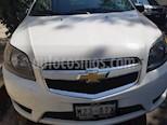 Chevrolet Aveo LT Aut usado (2018) color Blanco precio $120,000