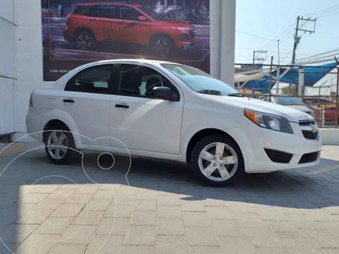Chevrolet Aveo LS (Nuevo) usado (2018) color Blanco precio $140,000