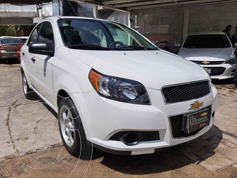 Chevrolet Aveo LS usado (2017) color Blanco precio $119,500